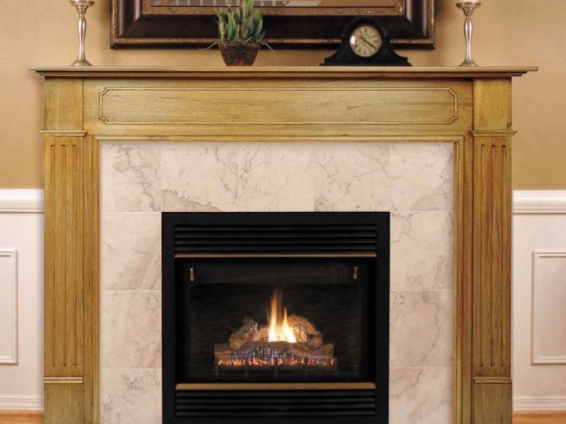 Architecture-Elegant-White-Marble-Fireplace-Mantel-Shelf-Design-With-Silver-Candle-Holder-And-Black-Table-Clock-Decoration-Ideas-Attractive-Fireplace-Mantels-Designs-For-Your-Luxury-Home-Fireplace-S