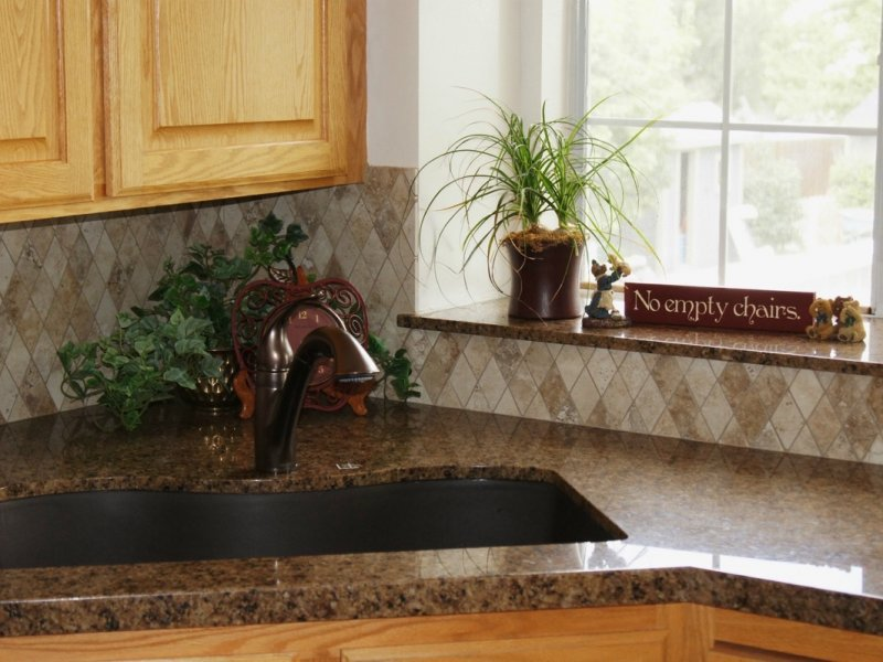 Golden-Leaf-Granite-Kitchen-Countertop-Island-Granix-2